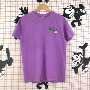 Vintage Venice Beach California Violet T-shirt
